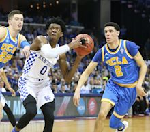 NBA mock draft 2017: Lonzo Ball falls, De'Aaron Fox rises after NCAA tournament showcase