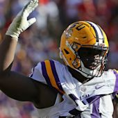 LSU DT Davon Godchaux arrested on domestic abuse charges
