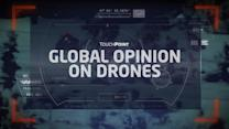 HOW THE WORLD FEELS ABOUT DRONE STRIKES