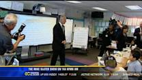 760's Mike Slater on News 8: New education policy