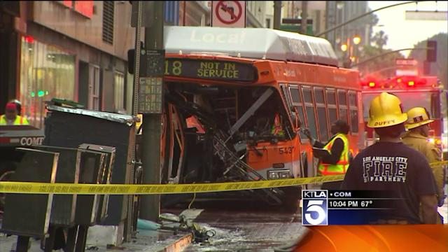 Bus Driver Killed in Collision With Tow Truck