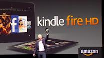 Amazon Announces Kindle Fire HD
