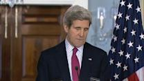 Kerry urges all parties not to inflame situation in Ukraine