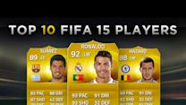 Top 10 FIFA 15 Players