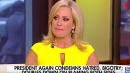 Fox News Host Cries BecauseConversation On Race Makes Her 'Uncomfortable'