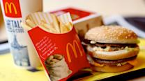 Jim Cramer: McDonald's Results 'Blew Me Away' But Not in a Good Way