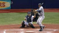 Jeter plunked, Girardi ejected