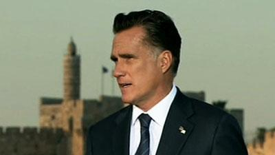 In jam, Romney tries not to make new Iran policy