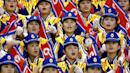 Meet Kim Jong-un's 'army of beauties' - North Korea's cheer squad is going to the Winter Olympics