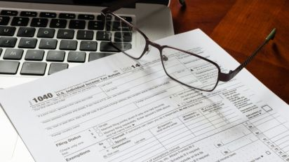 What happens if you don't file your tax return?