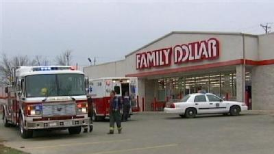 Robbery Reported At Family Dollar