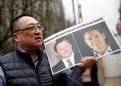 China says case of detained Canadians turned over to prosecutors