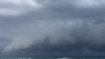 High Surf in Cabo as Hurricane Odile Approaches