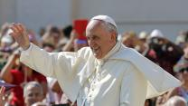 Pope Francis condemns legalization of pot