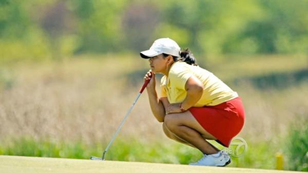 Golf star Lizette Salas hails from Azusa