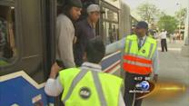 Red Line Reconstruction Project gets mixed reviews after 1st weekday
