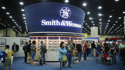 Smith & Wesson Sets Its Sights On Crimson Trace In $95 Mil Buyout
