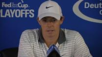 Rory McIlroy comments before Deutsche Bank