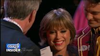 Dorothy Hamill Talks to 'omg! Insider' Minutes After 'DWTS' Exit