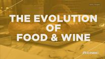 The evolution of Food & Wine
