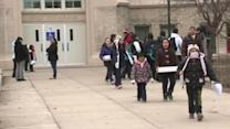 Gun, bullets found in student's backpack at CPS elementary school