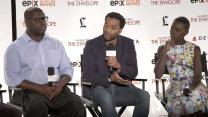 '12 Years a Slave' Q and A
