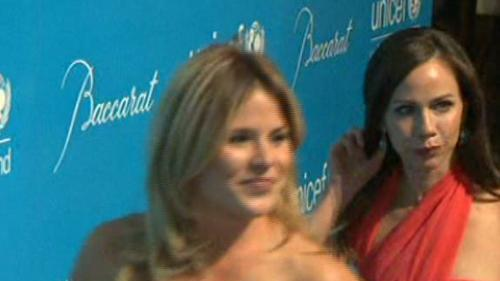 Jenna Bush, figlia dell'ex presidente Usa, è incinta