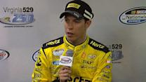 Keselowski talks about winning at Richmond