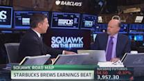 Cramer: Just own Starbucks