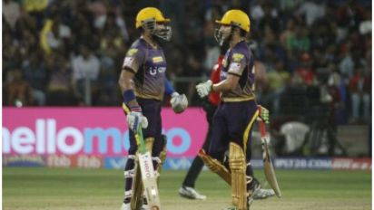 IPL 2017: Gautam Gambhir urges Indian selectors to take notice of Robin Uthappa's performances
