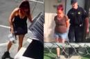 Coachella woman arrested after allegedly tossing bag of 7 live puppies into dumpster