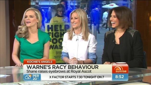 Kochie's Angels - July 29