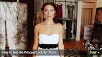 How to Get the Princess Look for Prom