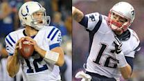 Luck, Brady put new spin on rivalry