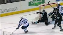Enstrom strikes off Wheeler's sweet set up