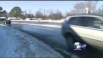 Bentonville crews work to clear streets