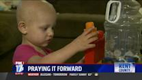 "Family Who Lost Child to Cancer Asks Supporters to ""Pray It Forward"""