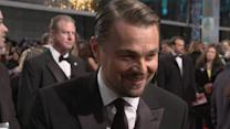 ET to GO: Leo Rouses Red Carpet in London