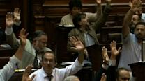 Raw: Uruguay Votes to Legalize Gay Marriage