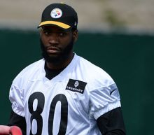 Ladarius Green finally practices with Steelers