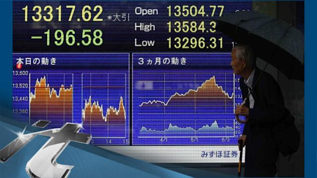 Stock Markets Latest News: Wall Street Tumbles on Central Bank Fears