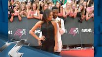 Music News Pop: Naya Rivera & Big Sean Get Handsy On The MuchMusic Video Awards Red Carpet!!