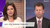 "Terror expert ""dubious"" about July 4 threat"
