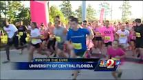 Breast cancer race draws thousands
