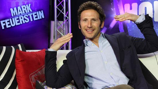 Mark Feuerstein's Rap Skills and Biggest 'Royal Pains'
