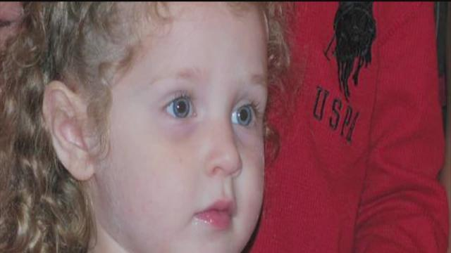 Family: Surgery successful For 2-year-old girl who lost legs in lawn mower accident