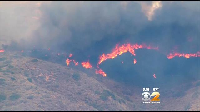 'Fire-nados' Spotted In Devastating California Wildfires