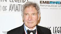 Harrison Ford -- Plane Crash Lands ... Actor Survives