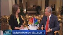 Schwarzman: No shortage of opportunities