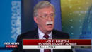 Fox News' Chris Wallace Grills John Bolton Over Trump's Attacks On Media